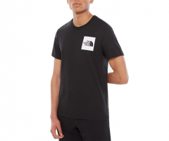 The North Face Fine Tee TNF Black