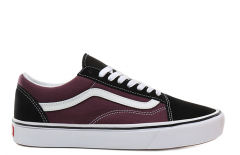 Vans Old Skool Comfycush (Sport) Black / Prune / True White