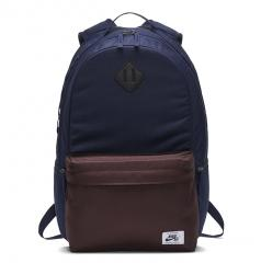 Nike SB Icon Backpack Obsidian / Mahogany / White