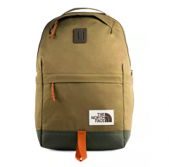 The North Face Daypack Backpack British Khaki / New Taupe Green