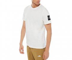 The North Face Fine 2 Tee TNF Black / TNF White Reflective