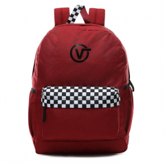 Vans Sporty Realm Plus Backpack  Biking Red - Final Lap