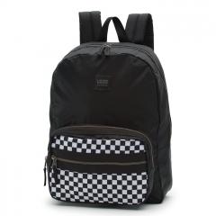 Vans Distinction II Backpack Black / White - Checkerboard