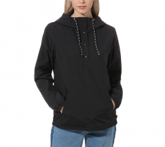 Vans Womens On Point Anorak Black