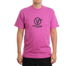 Vans Distort Performance Tee Rosebud