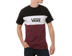 Vans Retro Active Tee Prune / Black