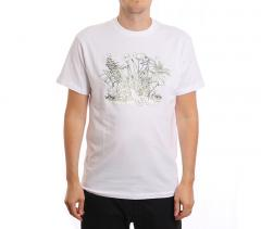 RIPNDIP Nerm Paradise (UV Activated) Tee White