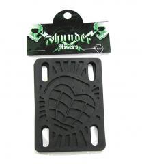Thunder Riser Pad Black 1/8 Inch
