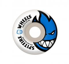 Spitfire Bighead Wheels White 51mm