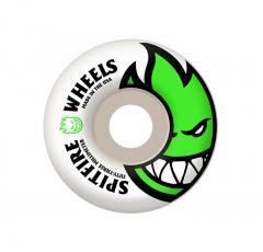 Spitfire Bighead Wheels White 53mm