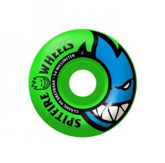 Spitfire Bighead Wheels Neon Green 54mm