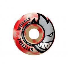 Spitfire Bighead Wheels Red Swirl 52mm