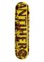Anti Hero Third Quarter Deck Banana 7.75