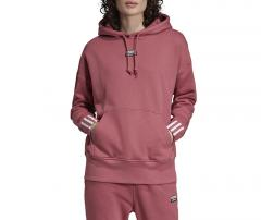 Adidas Originals Womens Vocal Hoodie Trace Maroon
