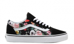 Vans Old Skool Garden Floral Black / True White