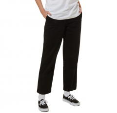 Vans Womens Authentic Chino Trousers Black