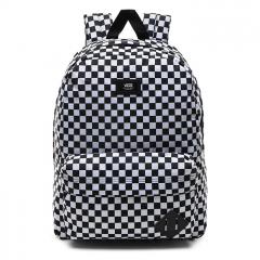 Vans Old Skool III Backpack Black / White Check