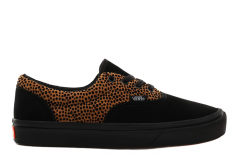 Vans Comfycush Era Tiny Cheetah Black
