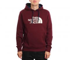 The North Face Drew Peak Hoodie Deep Garnet Red