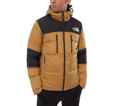 The North Face Himalayan Light Down Jacket British Khaki