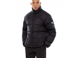 The North Face Lhotse Down Jacket TNF Black