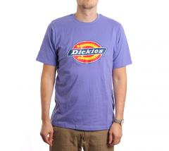 Dickies Horseshoe Tee Dusted Lilac