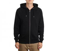 Makia Branch Hooded Sweatshirt Black