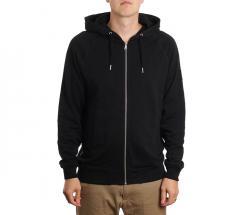 Makia Branch Hooded Sweatshirt Black