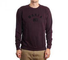 Makia Brand Sweatshirt Wine