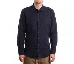 Makia Svart Shirt Dark Navy