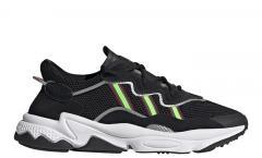 Adidas OZWEEGO Core Black / Solar Green / Onix