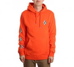 Volcom Deadly Stones Hoodie Tigerlily