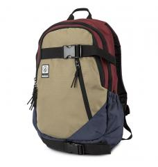 Volcom Substrate Backpack Cabernet