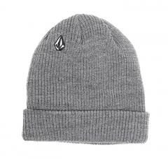 Volcom Full Stone Beanie Heather Grey