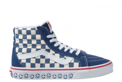 Vans BMX SK8-Hi Reissue True Navy / White