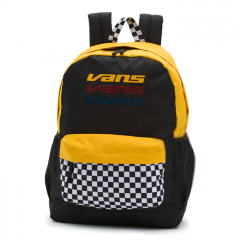 Vans Sporty Realm Plus Backpack Black / Trifecta