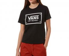 Vans Womens Boom Boom Unity Tee Black
