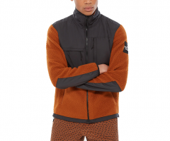 The North Face Denali Fleece Caramel Cafe / TNF Black