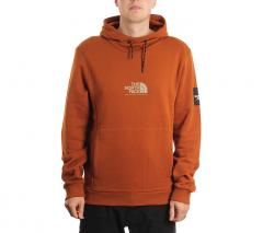 The North Face Fine Alpine Hoodie Caramel Cafe