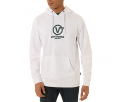 Vans Distorted Performance Hoodie White