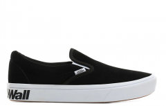 Vans Distort ComfyCush Slip-On Black / True White
