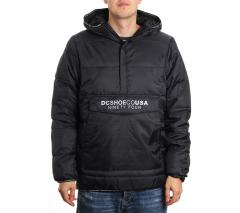 DC Coningsby Anorak Jacket Black