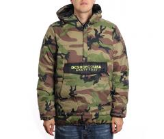 DC Coningsby Anorak Jacket Camo