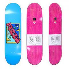 Polar Skate Co. DANE BRADY - Cake Face Blue 8.5