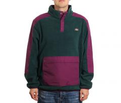 Dickies Denniston Sweat Jacket Forest