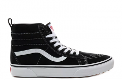 Vans Sk8-Hi MTE Black / True White