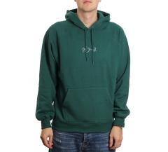 Polar Skate Co. Default Hoodie Dark Green