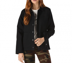 Vans Womens Drill Chore Jacket Black