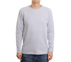 Makia Utter Long Sleeve Light Grey