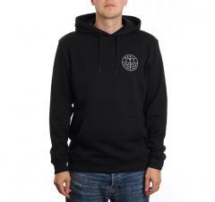 Makia Range Hooded Sweatshirt Black